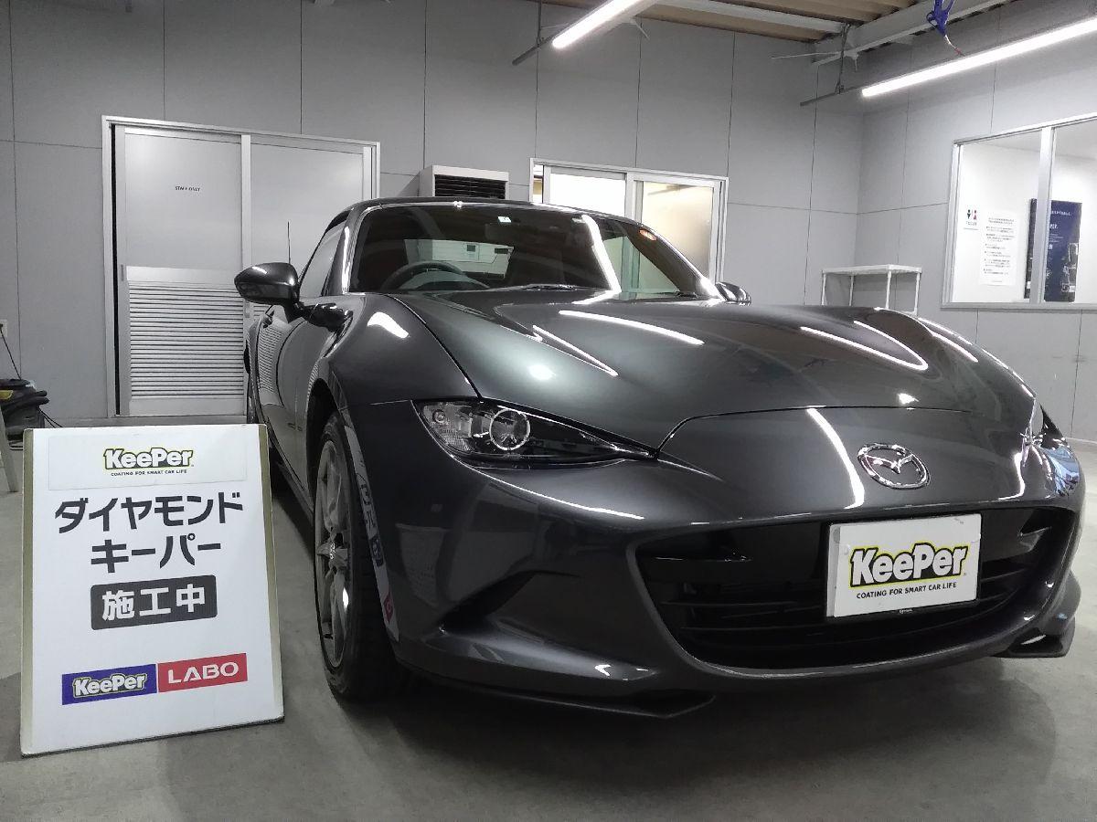 ダイヤモンドキーパーで新車以上の輝きを!! 師勝店 奥岡