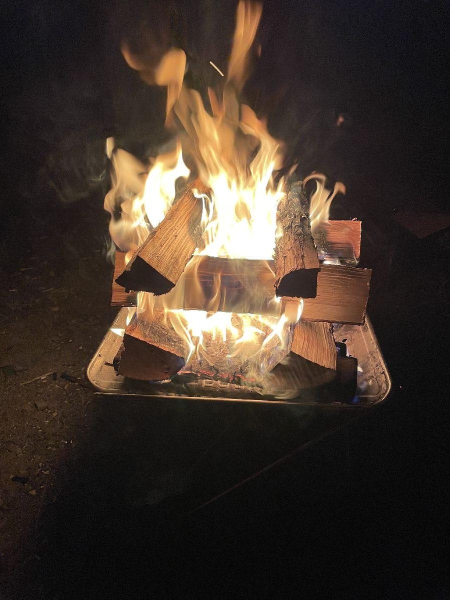 よく燃えて暖かい 出来町店 【小栗】